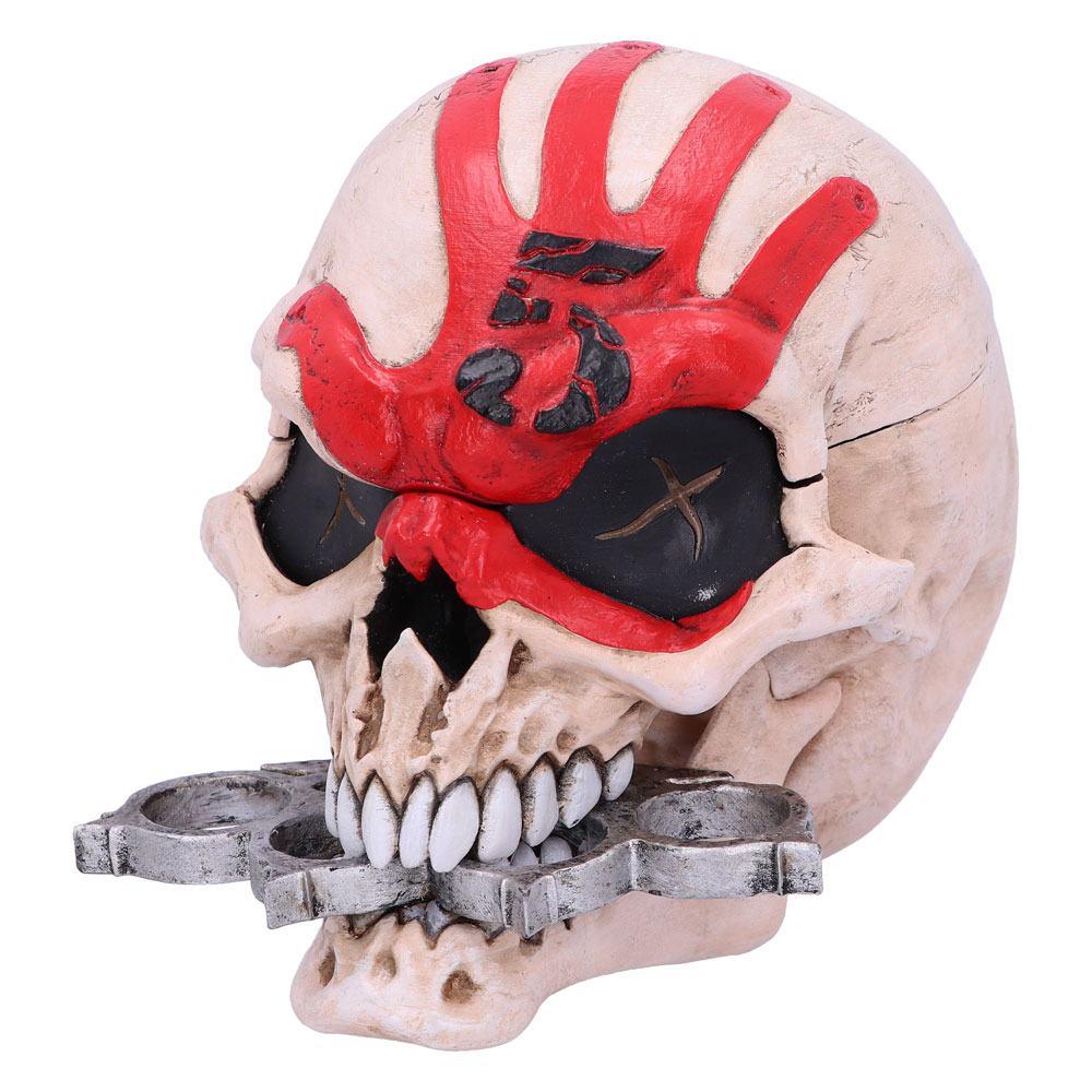 Five Finger Death Punch Storage Box Skull