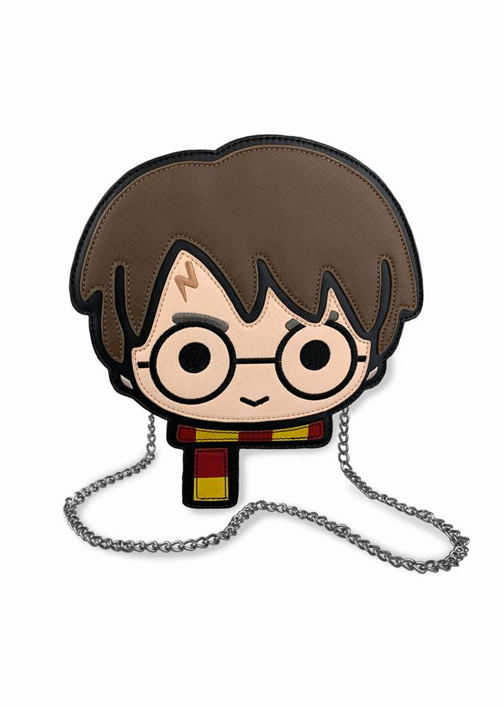 Harry Potter Shoulder Bag Harry Kawaii Head