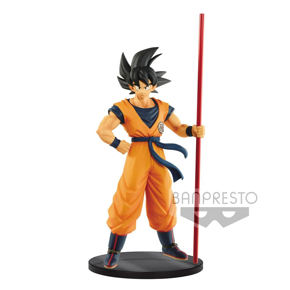 Dragonball Super Movie Figure Son Goku The 20th Film Limited 23 cm