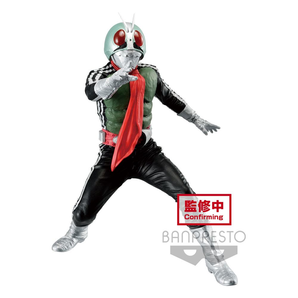 Kamen Rider Hero's Brave PVC Statue Masked Rider Ver. A 15 cm