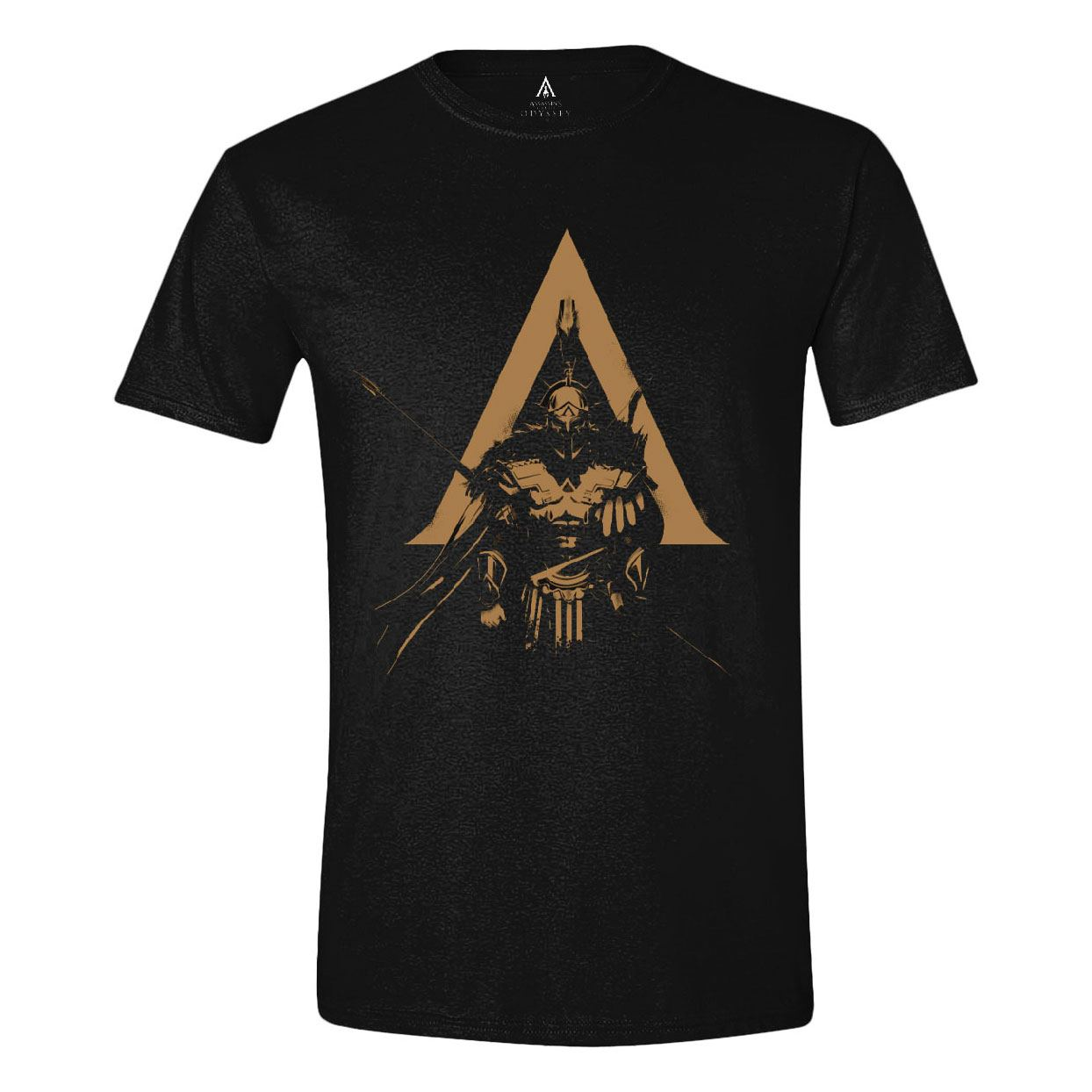 Assassin's Creed Odyssey T-Shirt Character Logo Size M