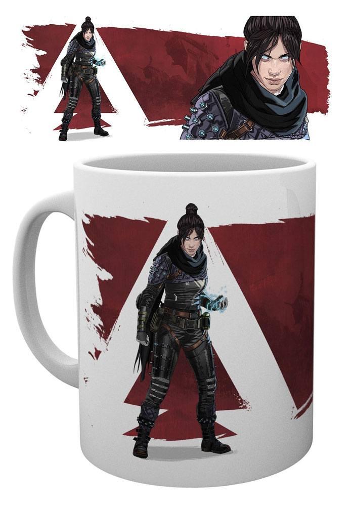 Apex Legends Mug Wraith