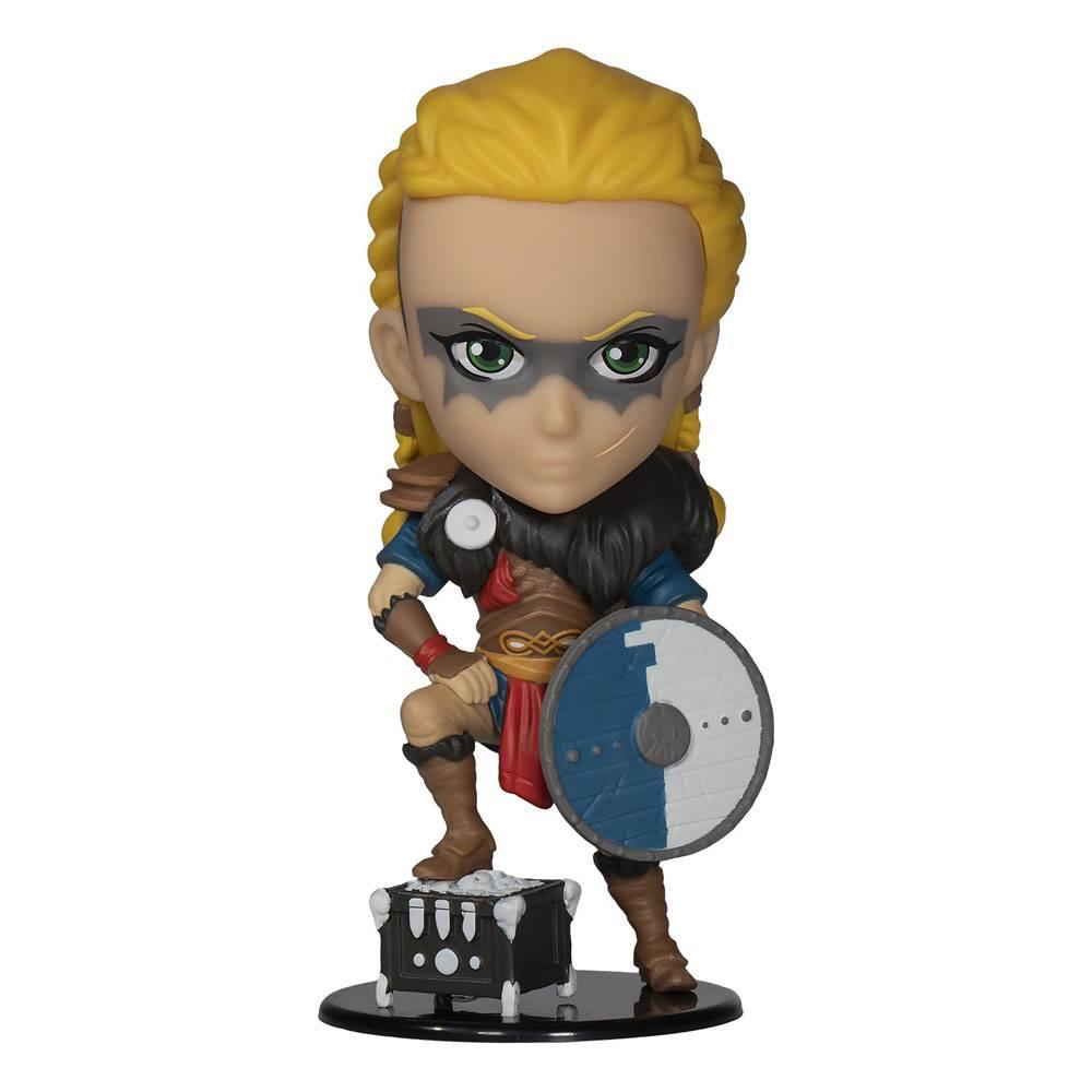 Assassin's Creed Valhalla Ubisoft Heroes Collection Chibi Figure Eivor Female 10 cm