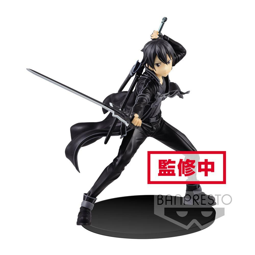 Sword Art Online EXQ Figure Kirito 20 cm