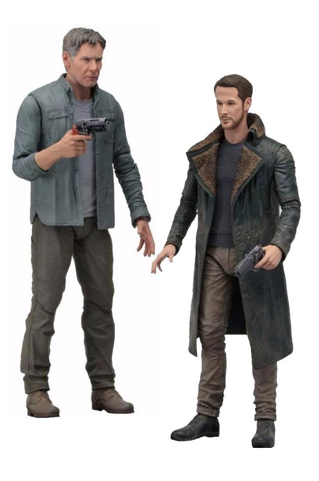 Blade Runner 2049 Action Figure 18 cm Series 1 Case (14)