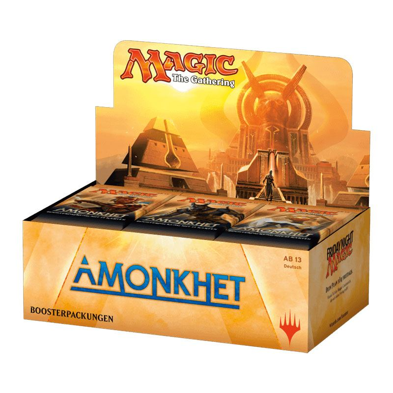 Magic the Gathering Amonkhet Booster Display (36) german
