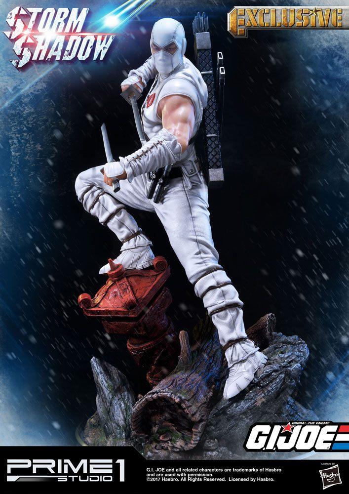 G.I. Joe Statue Storm Shadow Exclusive 63 cm