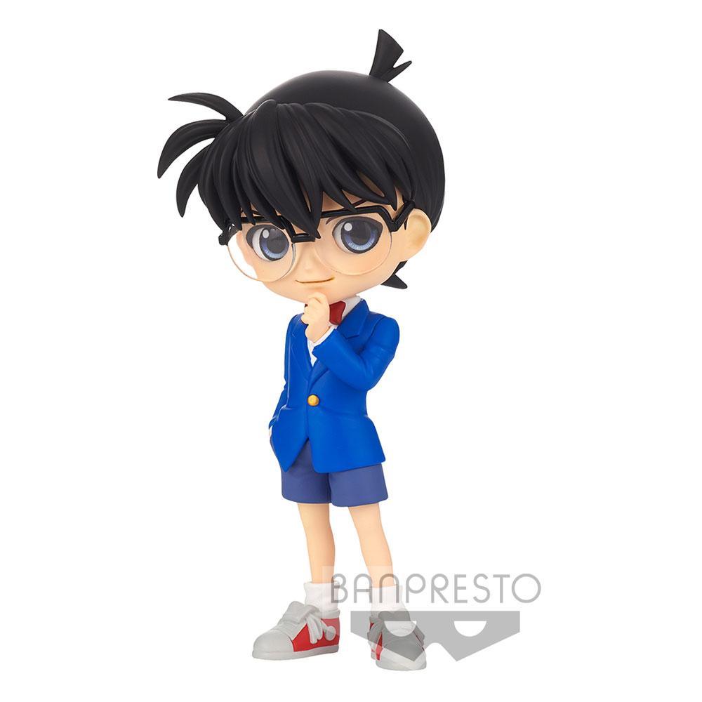 Case Closed Q Posket Mini Figure Conan Edogawa Ver. B 13 cm