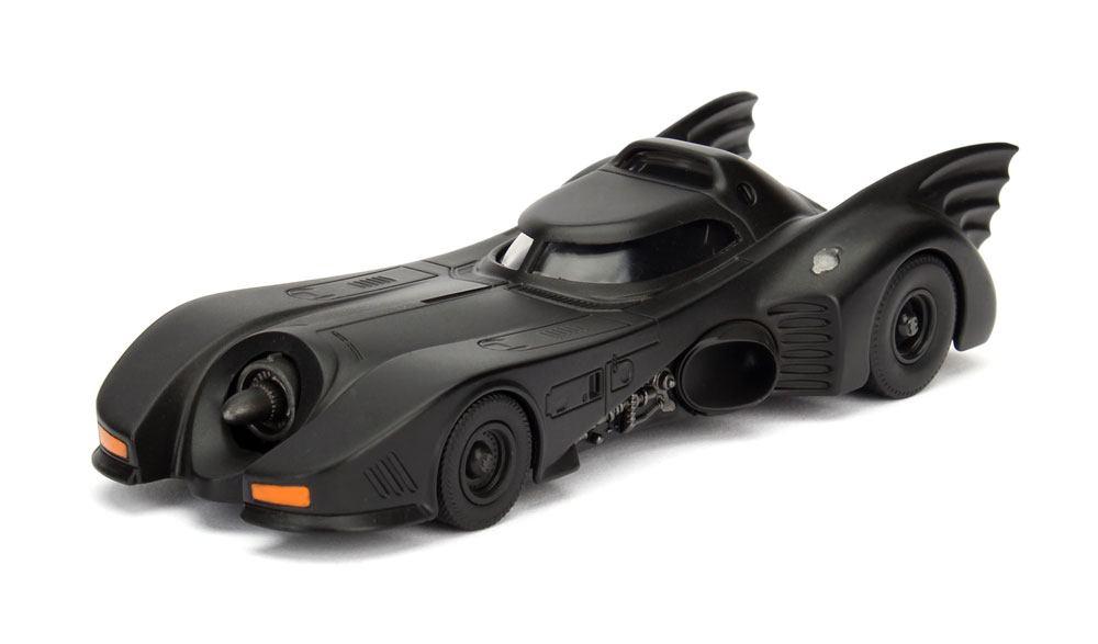 Batman Diecast Model Metals 1/32 1989 Batmobile