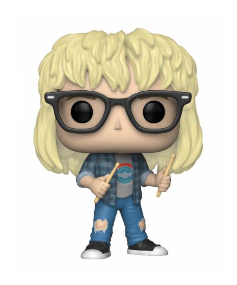 Wayne's World POP! Movies Vinyl Figure Garth 9 cm