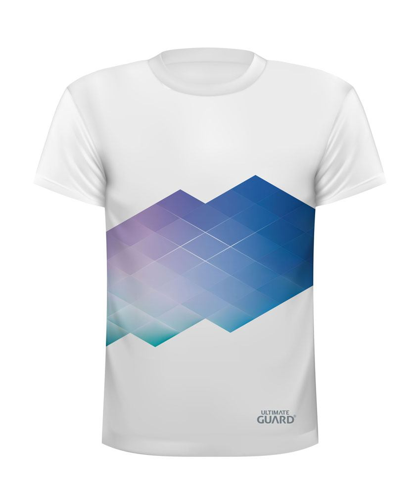 Ultimate Guard T-Shirt Gradient Size L