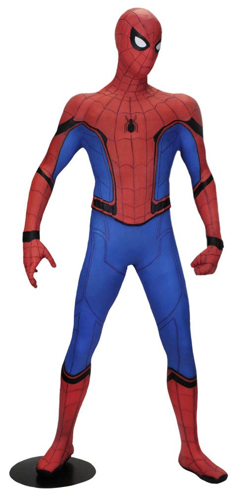 Spider-Man Homecoming Life-Size Statue Spider-Man (Foam Rubber/Latex) 173 cm