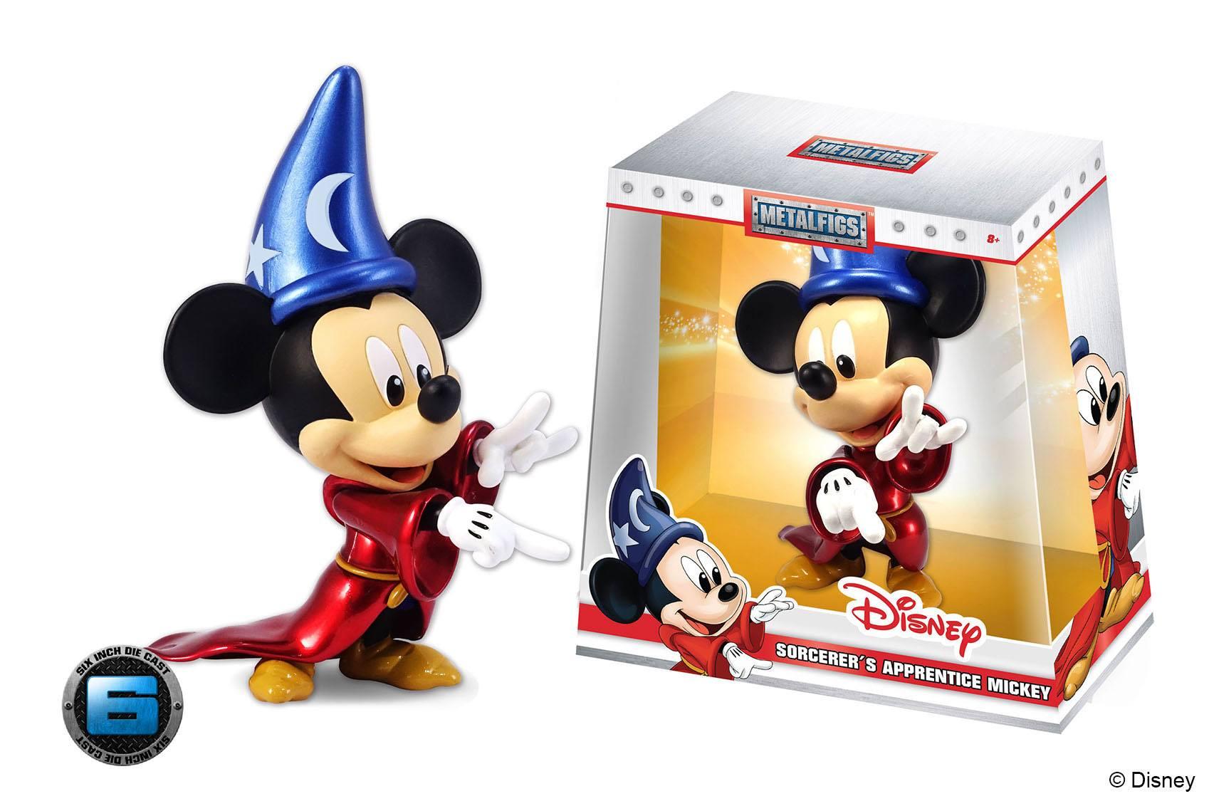 Disney Metalfigs Diecast Mini Figure Sorcerer's Apprentice Mickey 15 cm