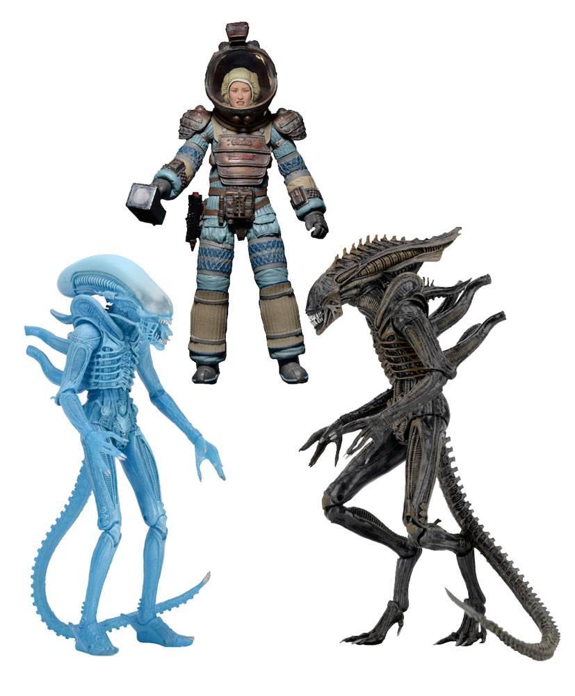 Aliens Action Figures 18-23 cm Series 11 Assortment (14)