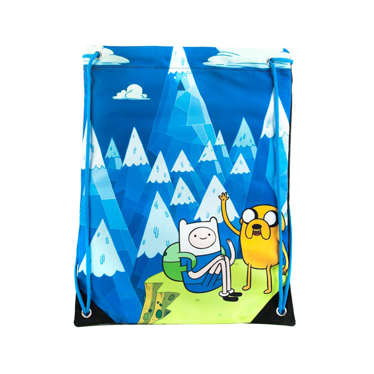 Adventure Time Gym Bag Blue Mountain J&F