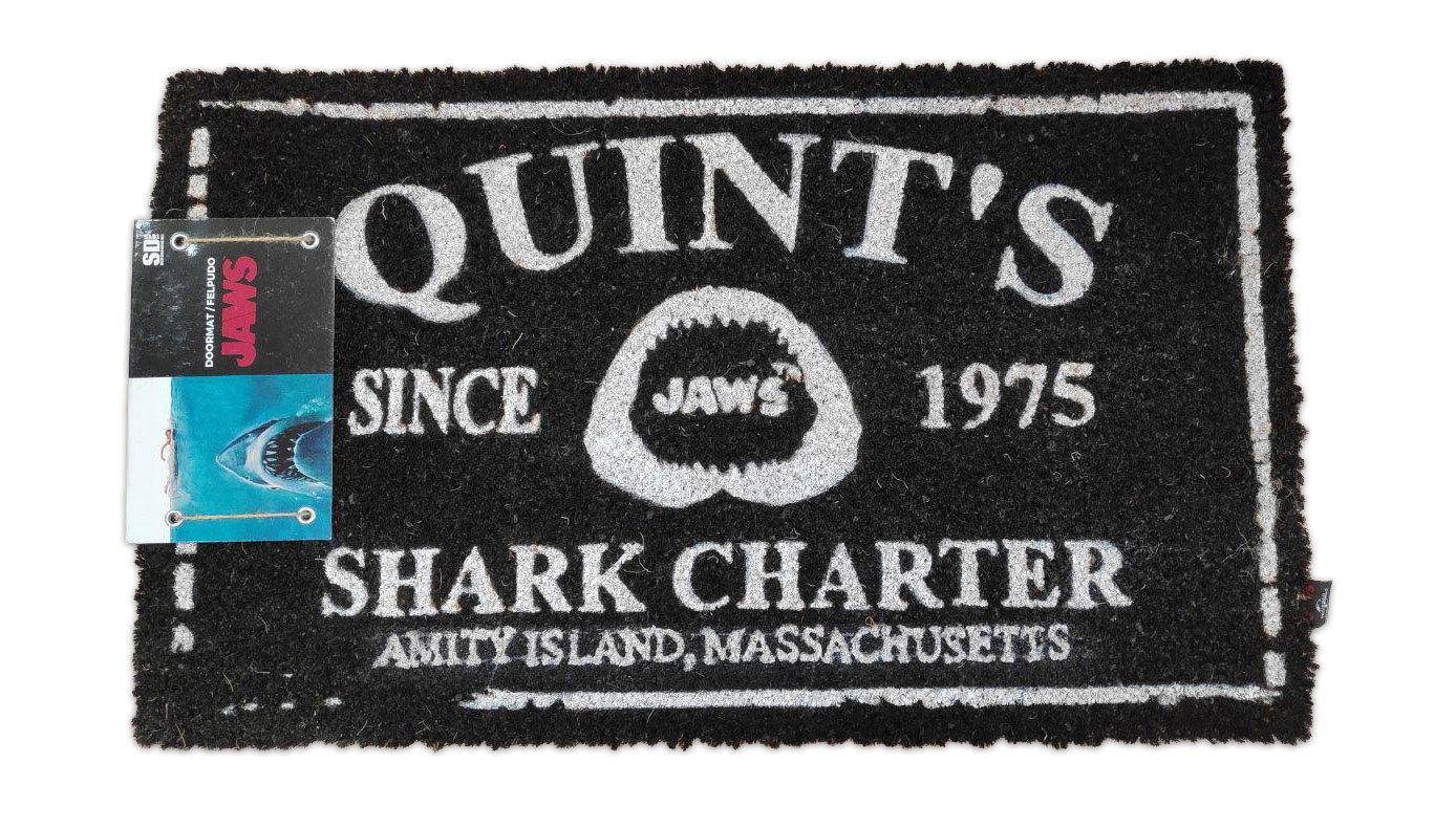 Jaws Doormat Quint's 43 x 72 cm