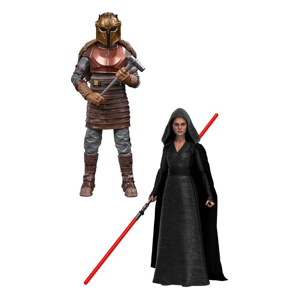 Star Wars Black Series Action Figures 15 cm 2021 Wave 1 Assortment (8)