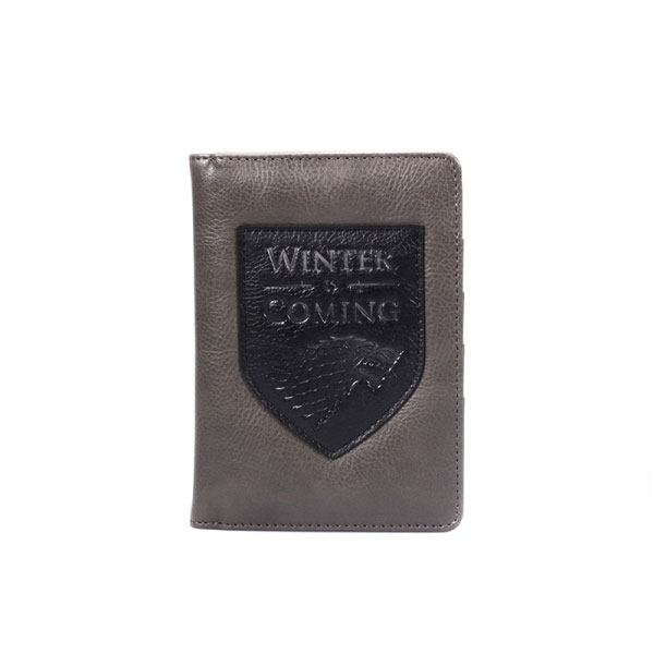 Game of Thrones Travel Pass Holder Winter is Coming