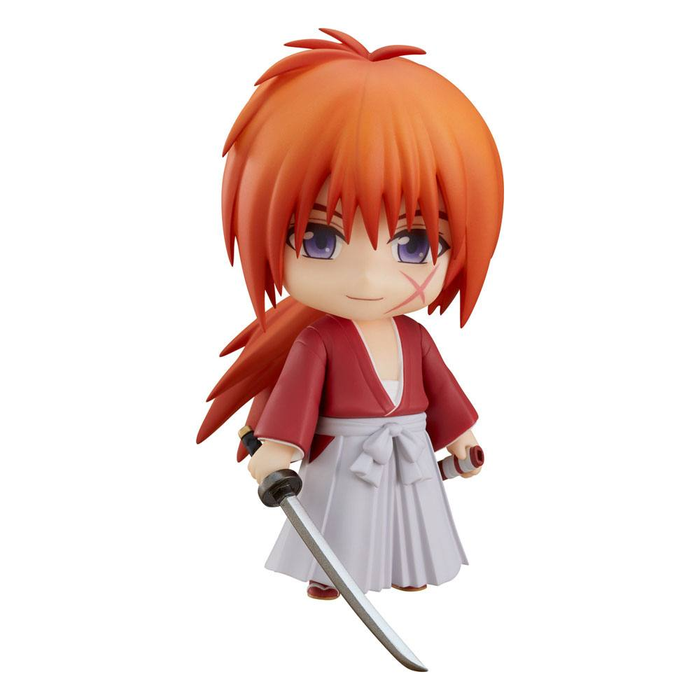 Rurouni Kenshin Nendoroid Action Figure Kenshin Himura 10 cm