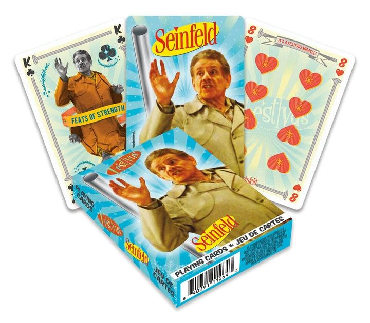 Seinfeld Playing Cards Festivus