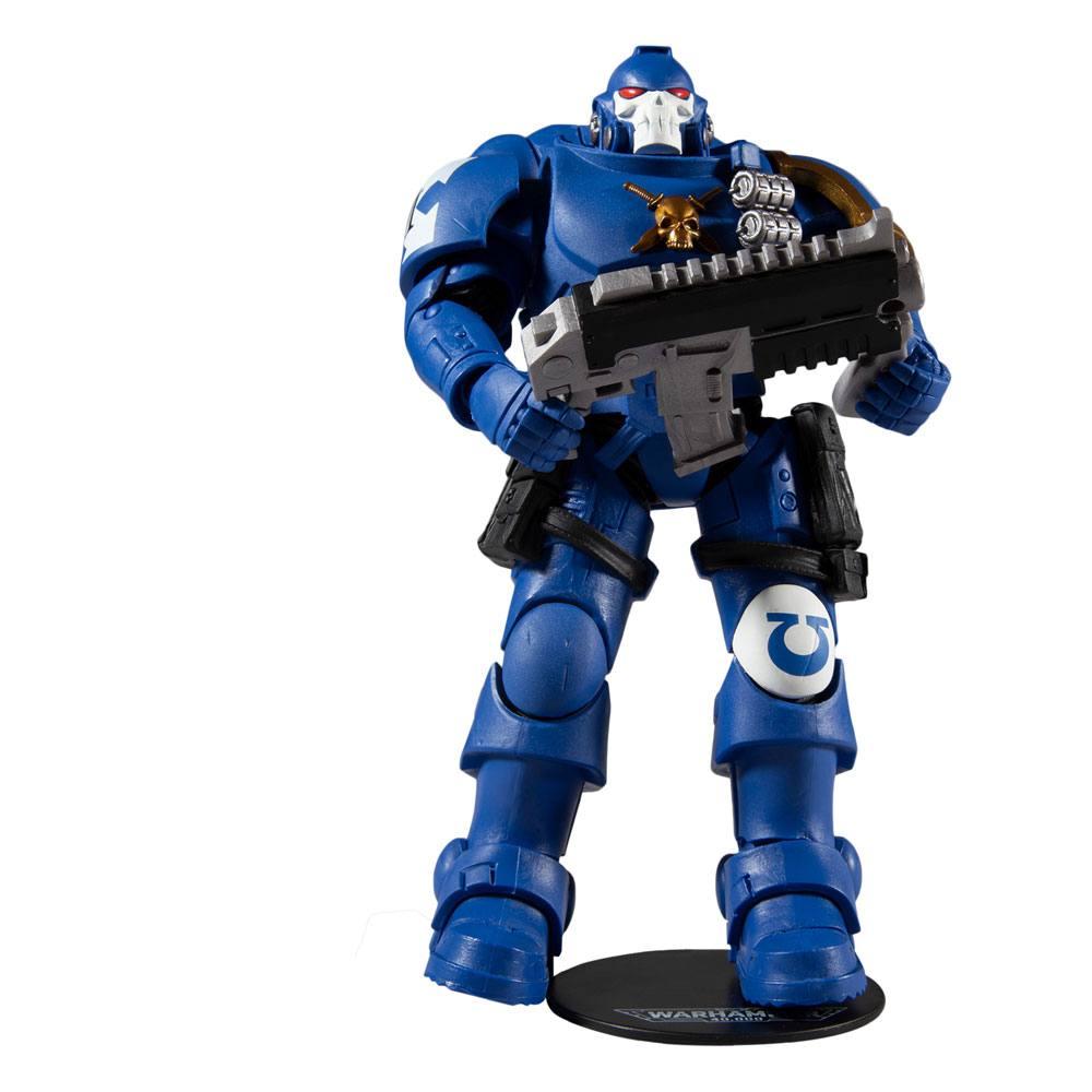 Warhammer 40k Action Figure Ultramarines Reiver with Bolt Carbine 18 cm