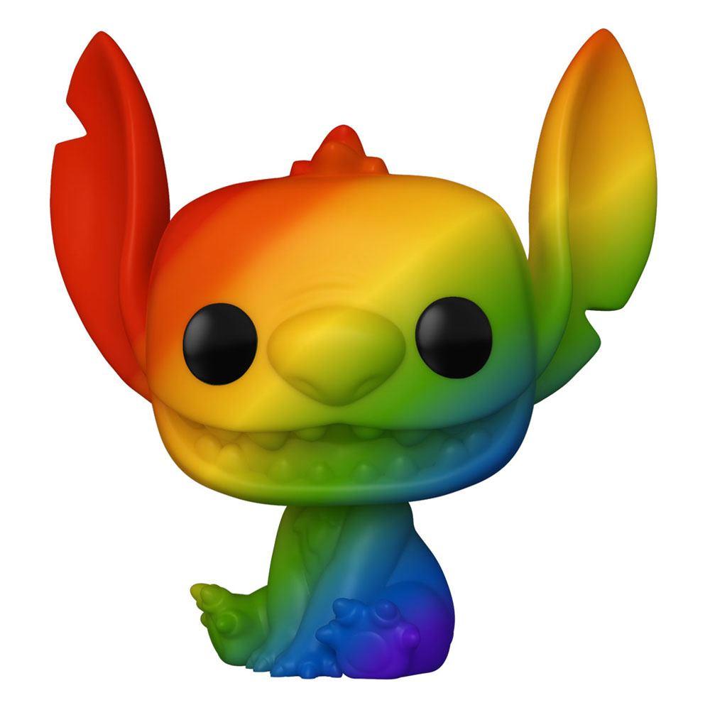 Lilo & Stitch POP! Pride Vinyl Figure Stitch (RNBW) 9 cm