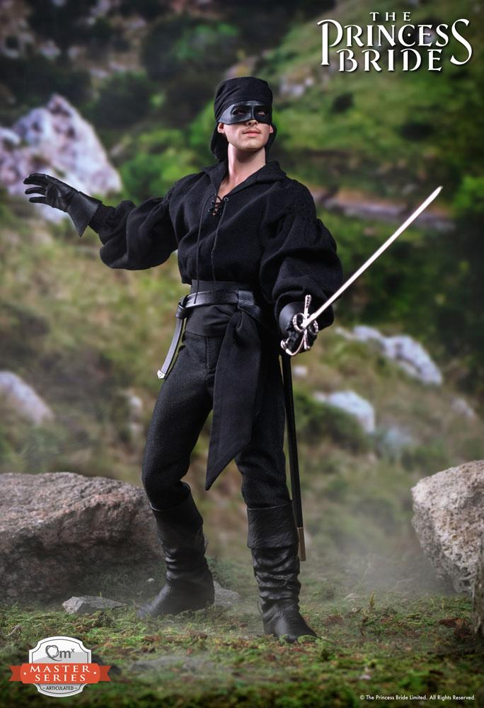 The Princess Bride Master Series Action Figure 1/6 Westley/Dread Pirate Roberts 30 cm