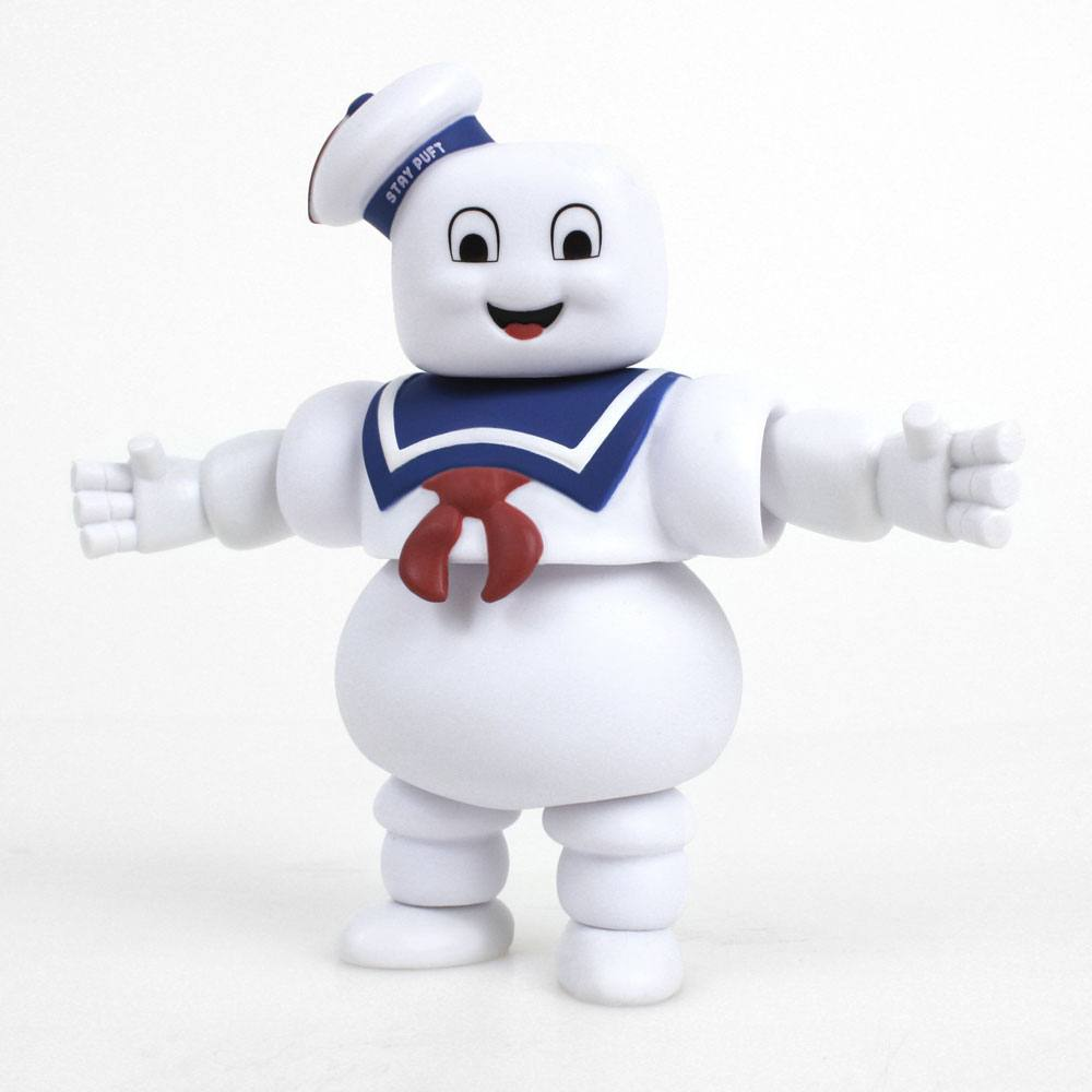 Ghostbusters Action Vinyl Figure Stay Puft Marshmallow Man 13 cm