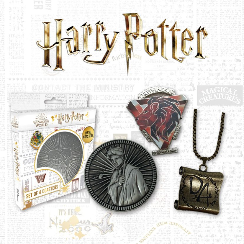 Harry Potter Collector Gift Box