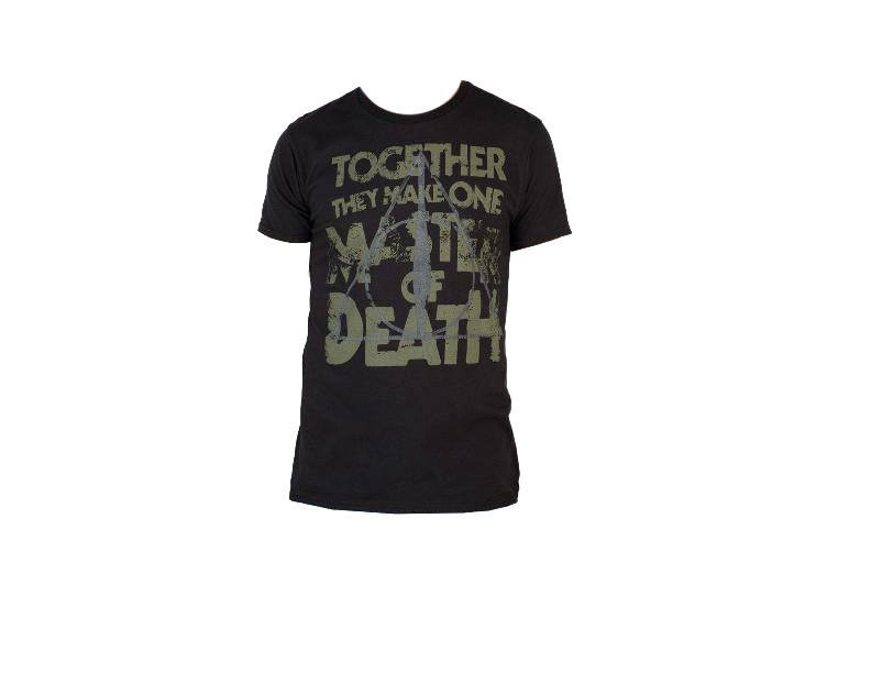 Harry Potter T-Shirt Master of Death Size S
