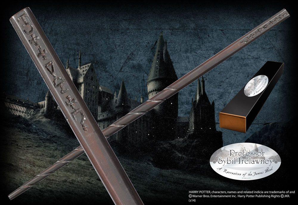 Harry Potter Wand Professor Sybill Trelawney (Character-Edition)