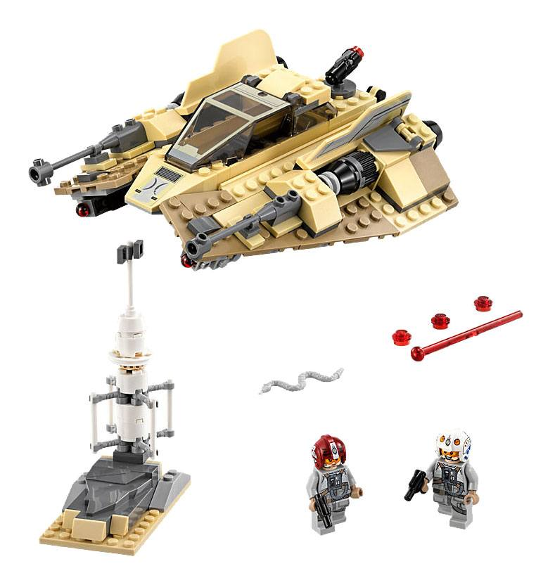 LEGO® Star Wars™ Episode VIII: Sandspeeder™