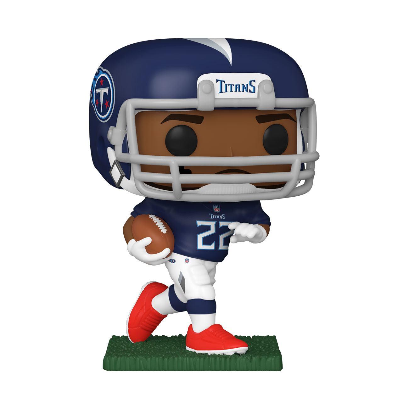 NFL POP! Sports Vinyl Figure Derrick Henry (Tennessee Titans) 9 cm