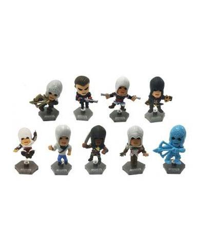Assassin's Creed Buildable Mini Figures 7 cm Display (24)