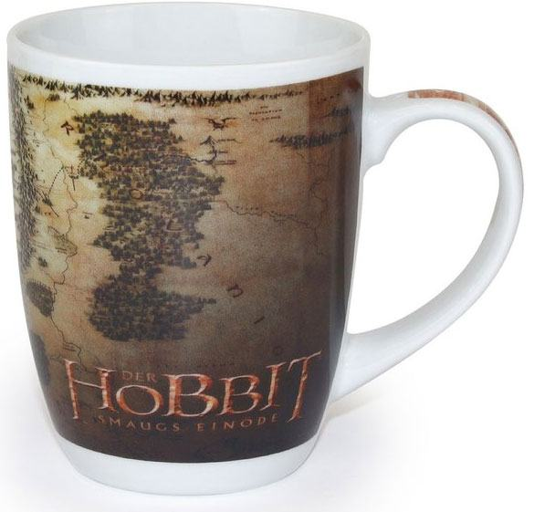 The Hobbit The Desolation of Smaug Mug One Sheet