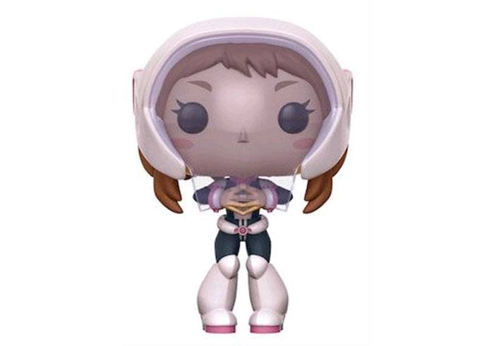 My Hero Academia POP! Animation Vinyl Figure Ochaco (Masked) 9 cm