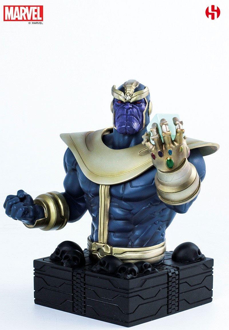 Marvel Bust Thanos The Mad Titan 16 cm