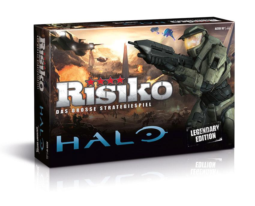 Halo Board Game Risk *German Version*