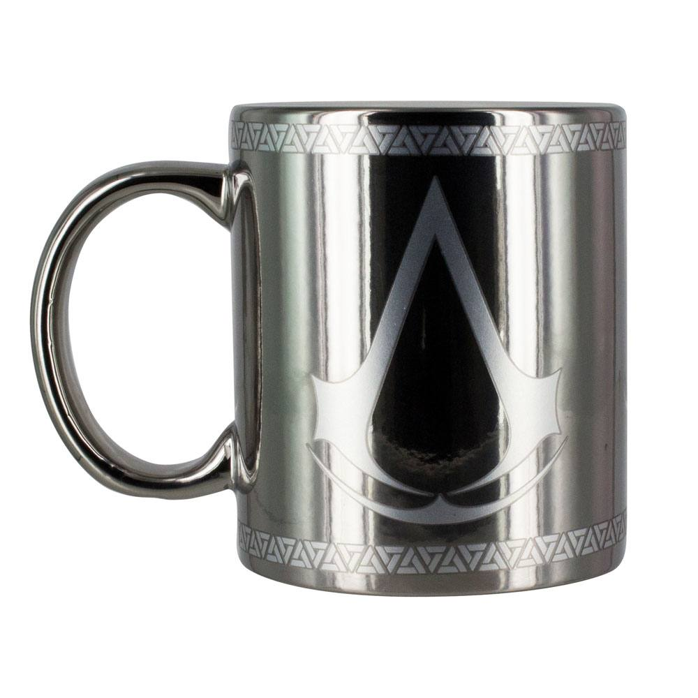 Assassin's Creed Chrome Mug Logo