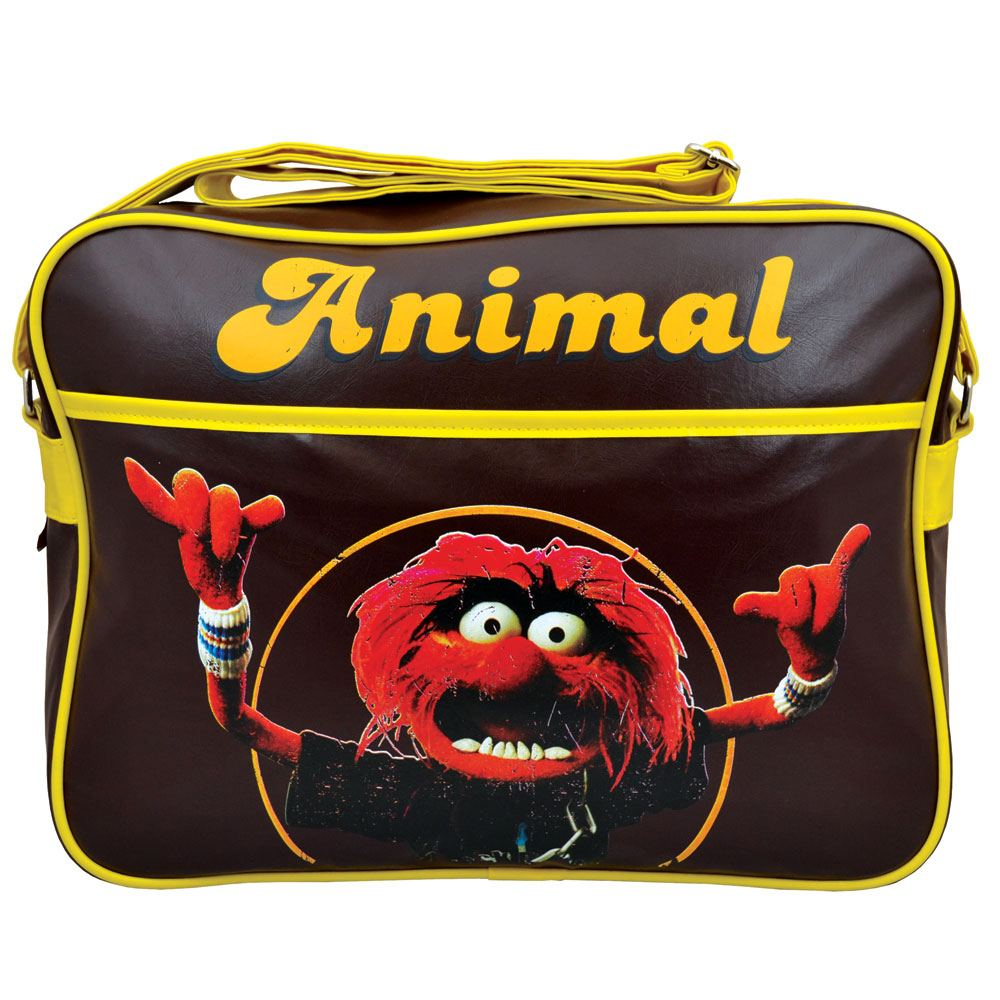 The Muppets Messenger Bag Animal