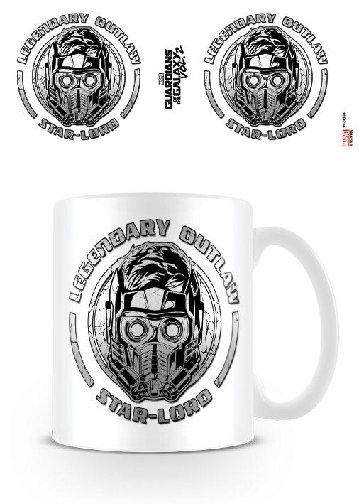 Guardians of the Galaxy Vol. 2 Mug Legendary Outlaw
