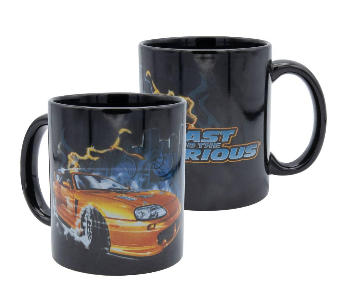 Fast & Furious Mug Toyota Supra