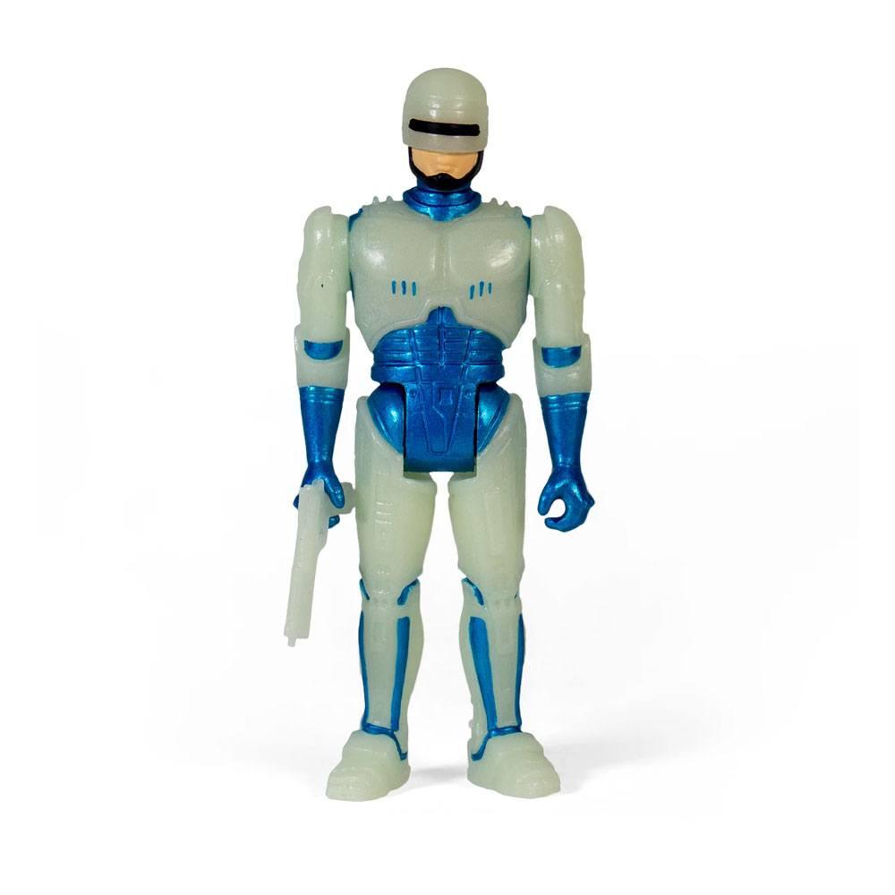 Robocop ReAction Action Figure Robocop (Glow in the Dark) 10 cm