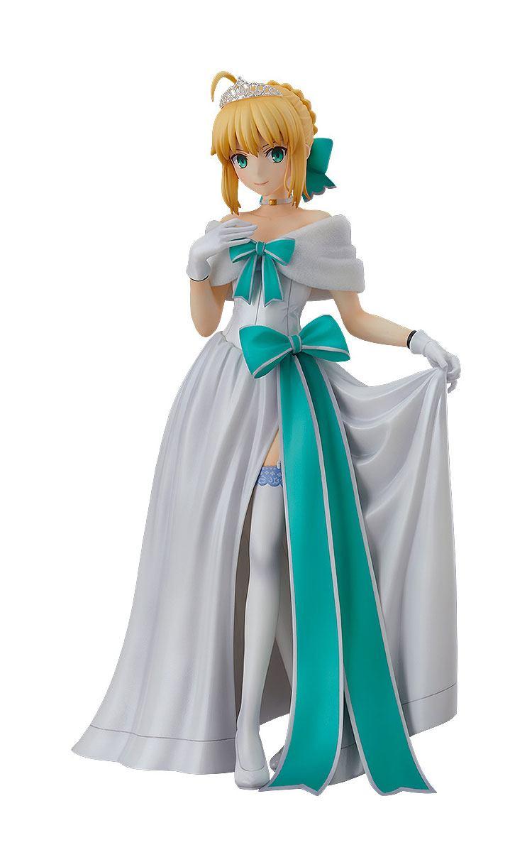 Fate/Grand Order PVC Statue 1/7 Saber/Altria Pendragon: Heroic Spirit Formal Dress Ver. 23 cm