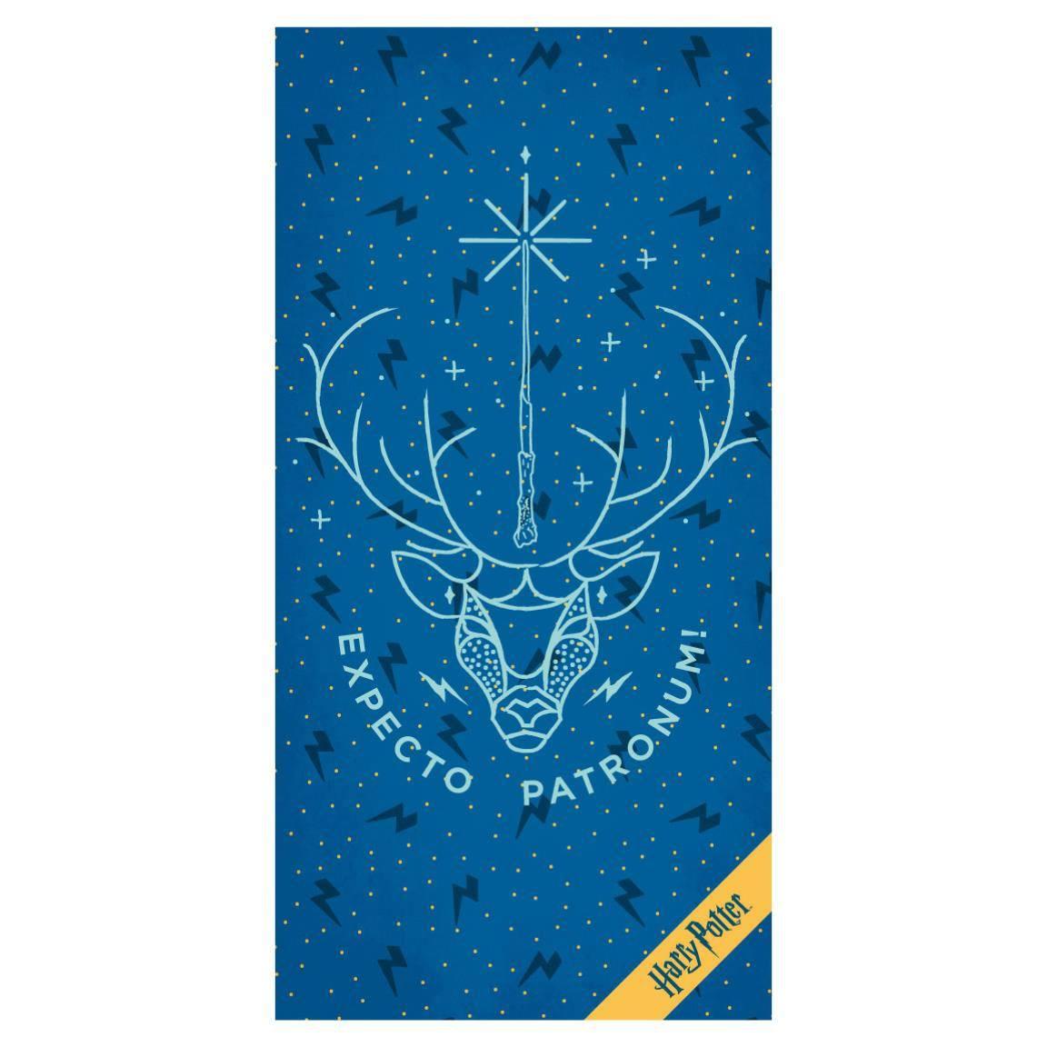Harry Potter Towel Expecto Patronum 180 x 90 cm
