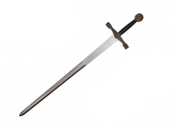Hero's Edge Foam Sword Excalibur Sword 114 cm