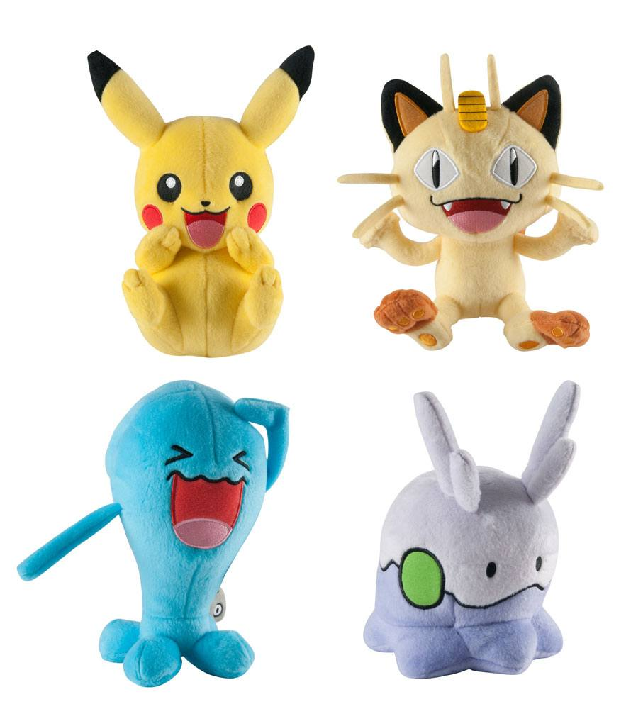 Pokemon Plush Figures 20 cm D5 Display (6)