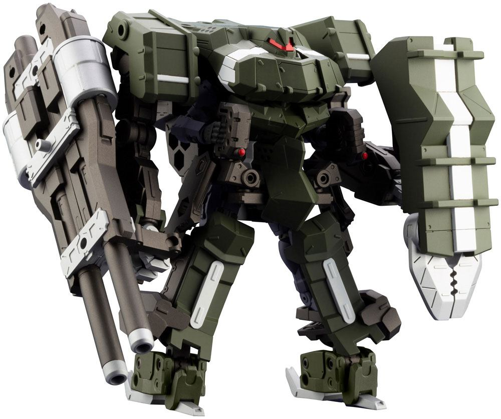 Hexa Gear Plastic Model Kit 1/24 Definition Armor Blazeboar 13 cm