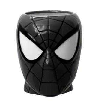Marvel Comics Super Hero 3D Mug Spider-Man Symbiote Costume