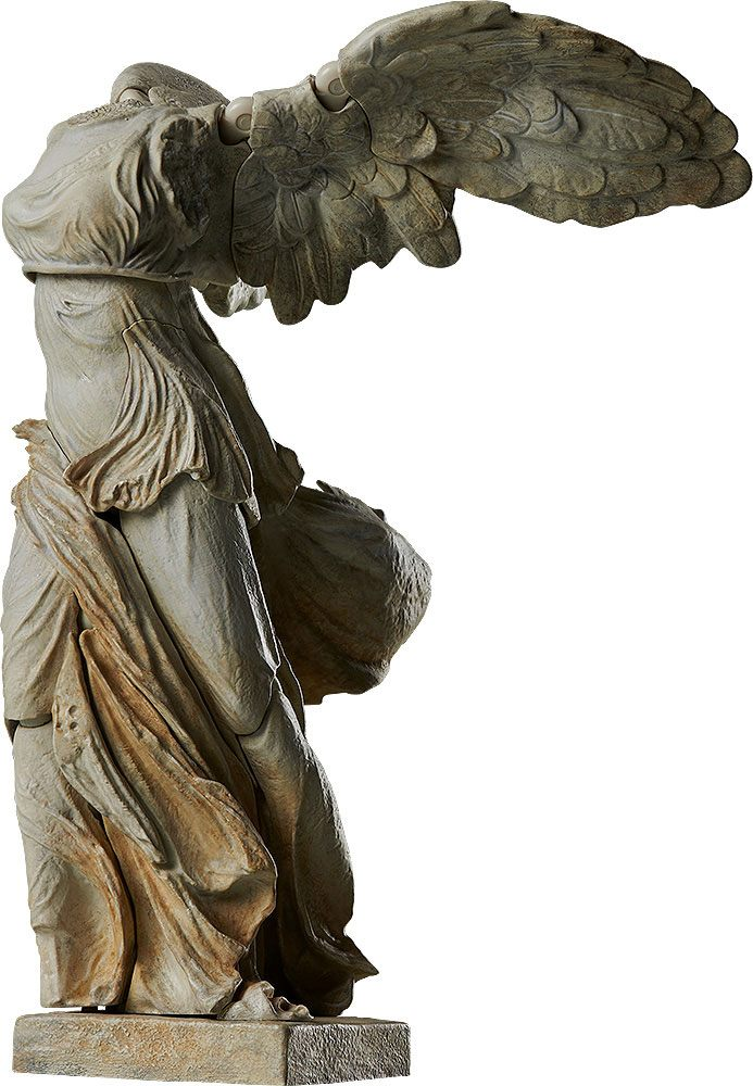 The Table Museum Figma Action Figure Winged Victory of Samothrace 15 cm